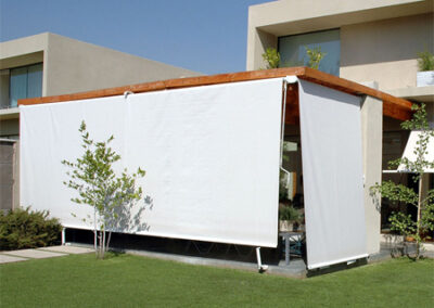 Toldo vertical Solaris